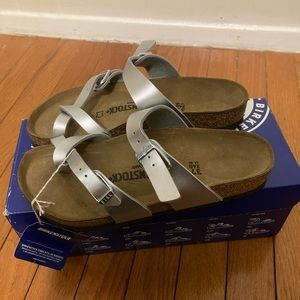 Birkenstock Mayari sandals women size 37 regular